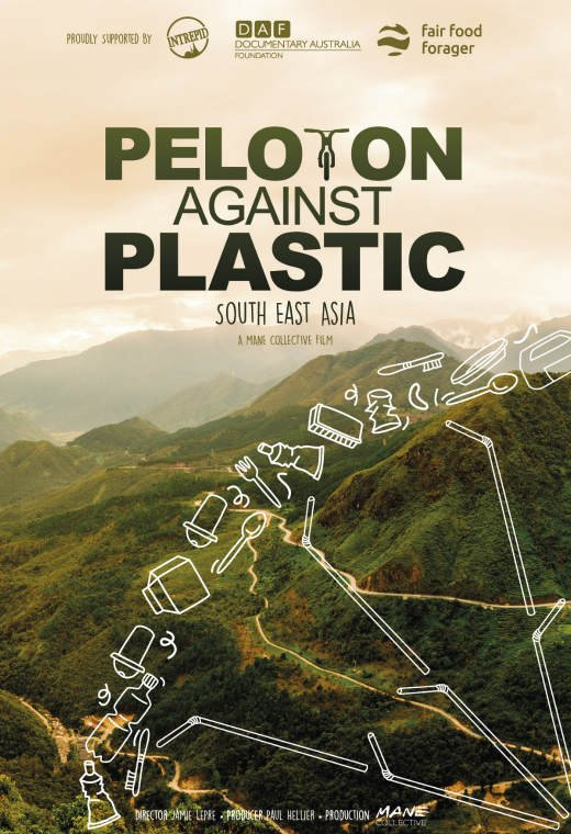 Peloton Against Plastic